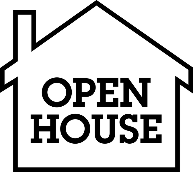 18 Open House Clip Art Free Cliparts That You Can Download To You