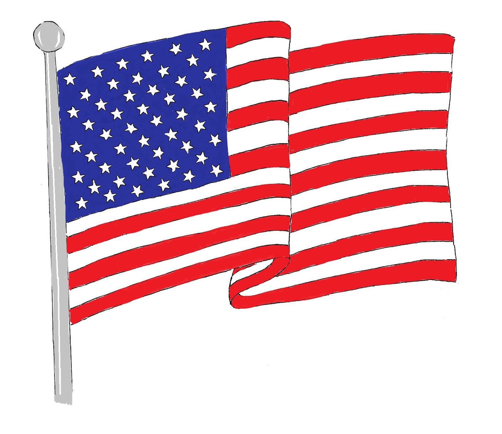 18 Waving American Flag Clip Art Free Cl-18 Waving American Flag Clip Art Free Cliparts That You Can Download-2