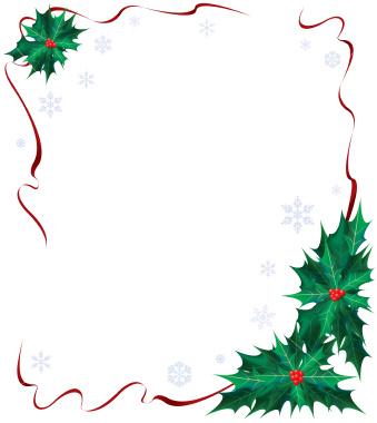 19 Christmas Borders And ..-19 Christmas Borders And ..-16