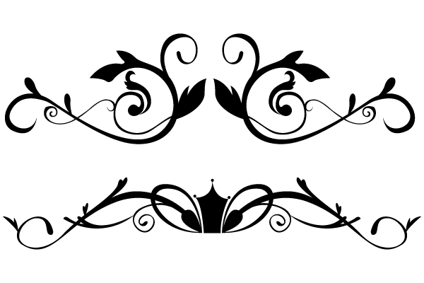 190  Decorative Border Vectors .-190  Decorative Border Vectors .-15