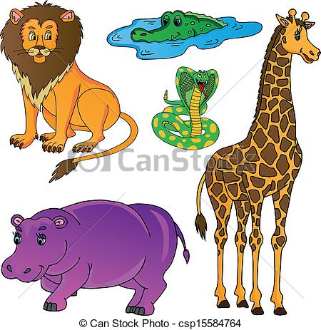 1950s Greaser Clipart Clipart - Wild Animals Clipart
