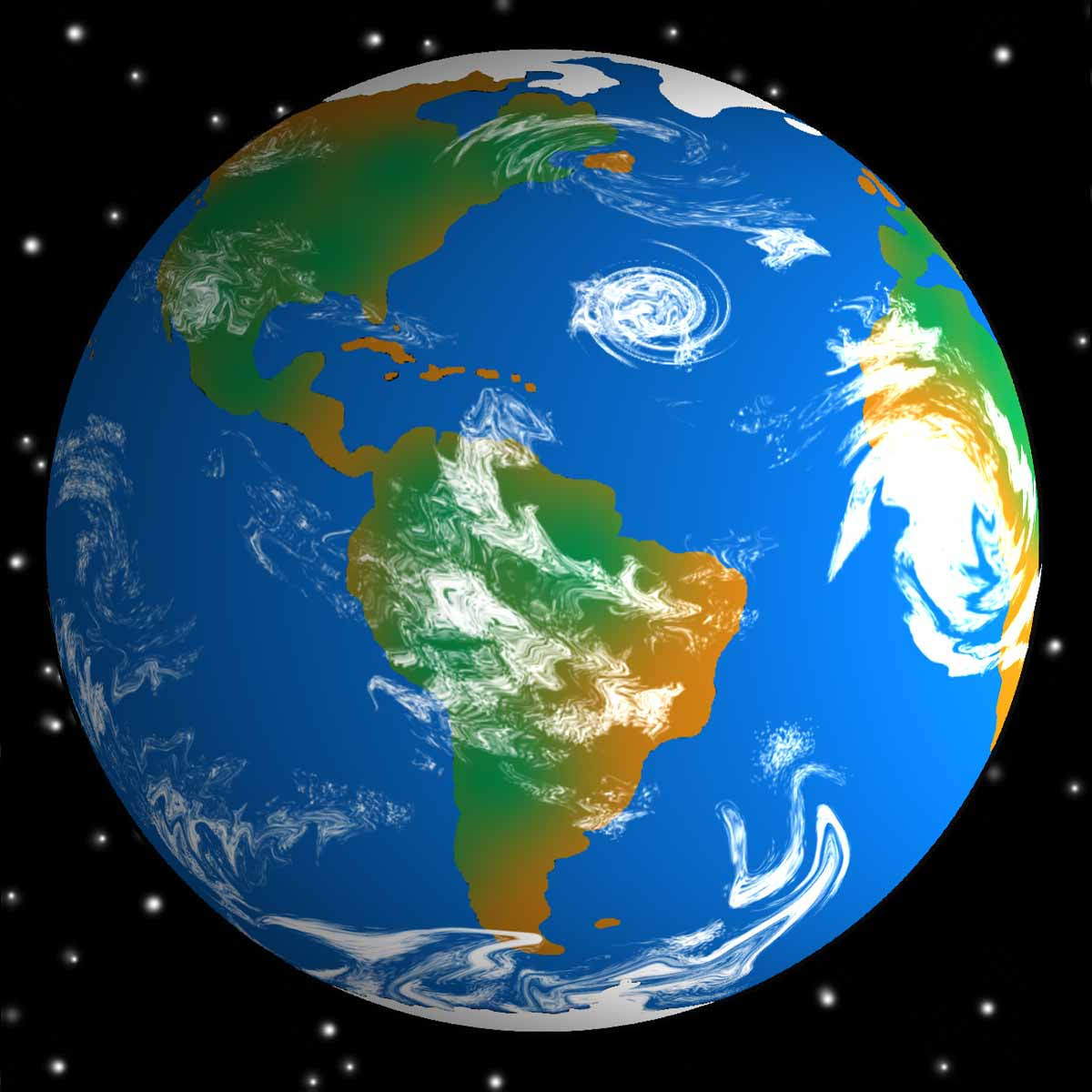 Clip Art Earth
