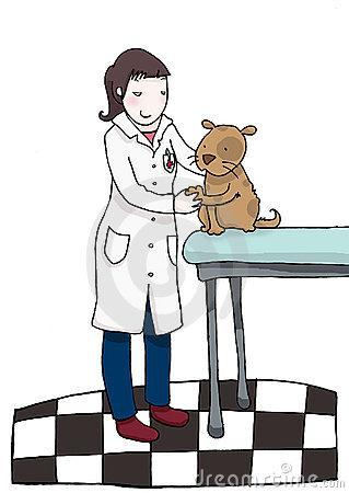 Veterinarian Clipart