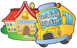 1st Grade Field Trips