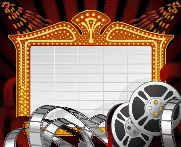 2 movie theme clip art .