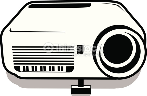 20  Film Projector Clip Art