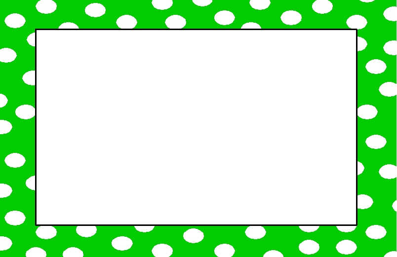 20 Polka Dot Border Clip Art Free Cliparts That You Can Download To