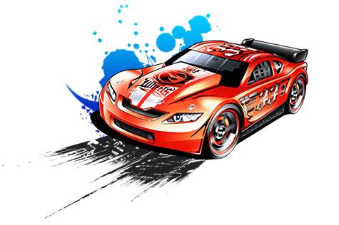 2013 Mondeo Nascar Sprint . - Nascar Clip Art