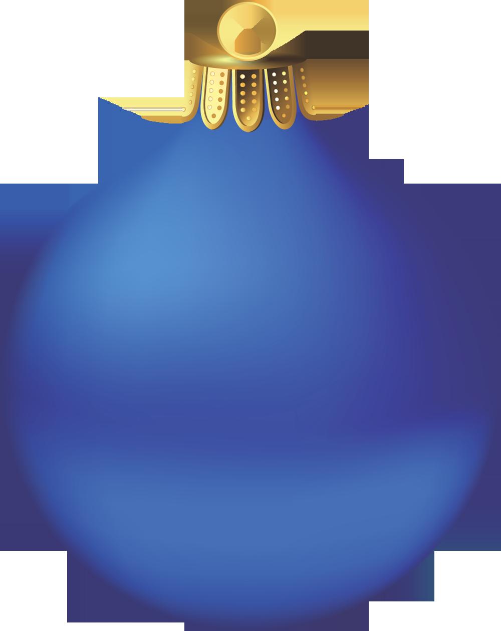 Christmas Bulbs Clipart
