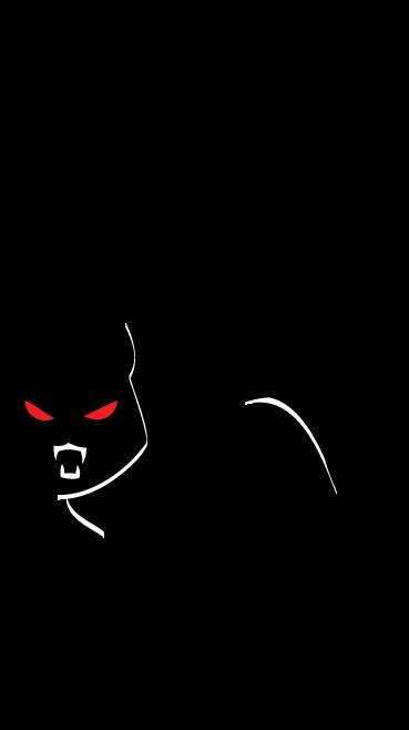 Clip Art Black Cat