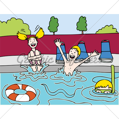 Clipart Swimming Pool