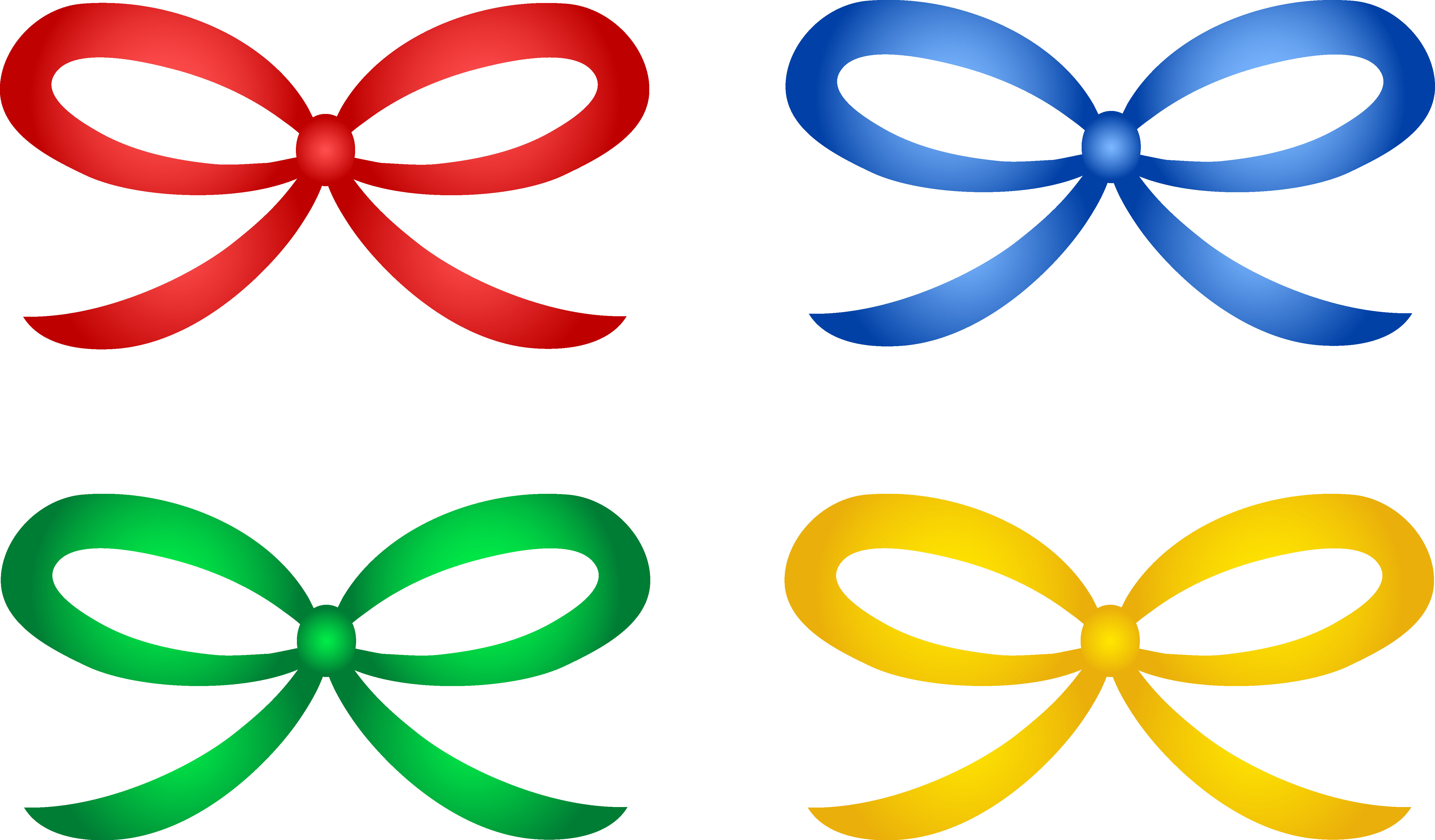 Ribbons Clipart