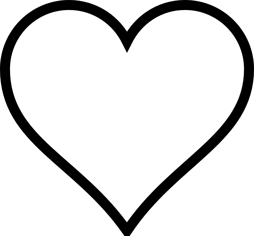 2014 Clipartpanda Com About T - White Heart Clipart