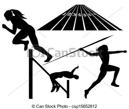 2014 Clipartpanda Com About . - Track And Field Clipart