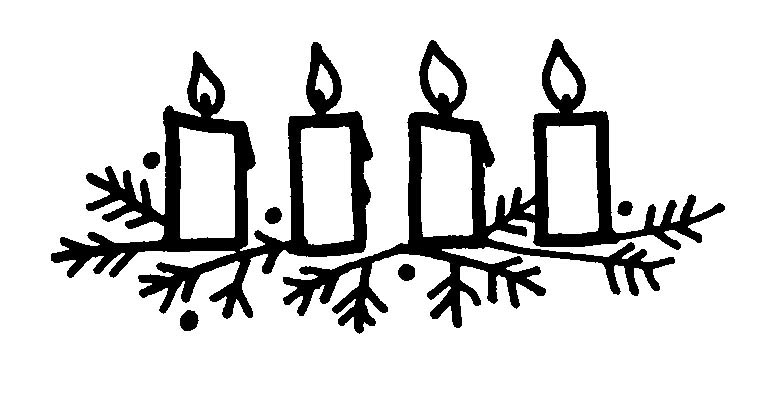 21 Advent Candle Clip Art Fre - Free Advent Clip Art