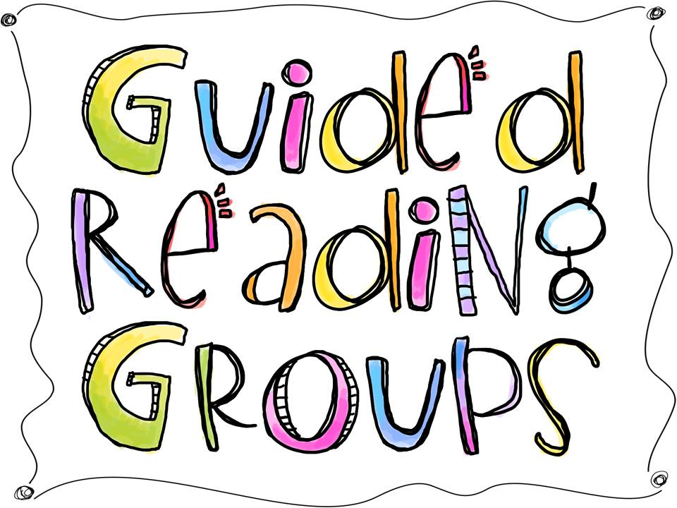 Guided Reading Clipart