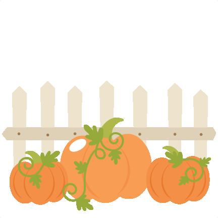 Pumpkin Patch Clipart