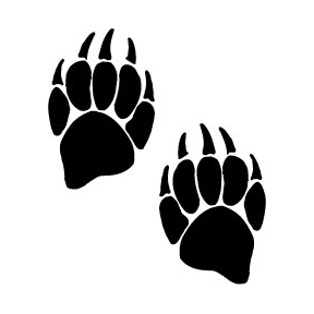 24 Bear Paw Prints Pictures Free Clipart-24 Bear Paw Prints Pictures Free Cliparts That You Can Download To You-0