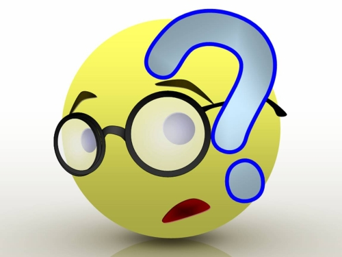 Confused Face Clip Art
