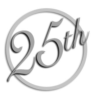 ... 25th Anniversary Clip Art Free - Cli-... 25th Anniversary Clip Art Free - ClipArt Best ...-5