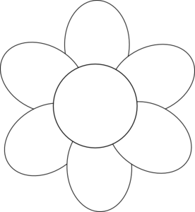 26b6711b01007e13d554f53c96d970 ... 26b6711b01007e13d554f53c96d970 ... Simple  Flower Clipart .