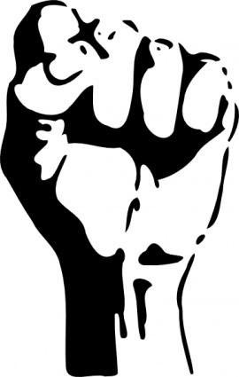 2nd American Revolution; Raised Fist-2nd American Revolution; Raised Fist-1