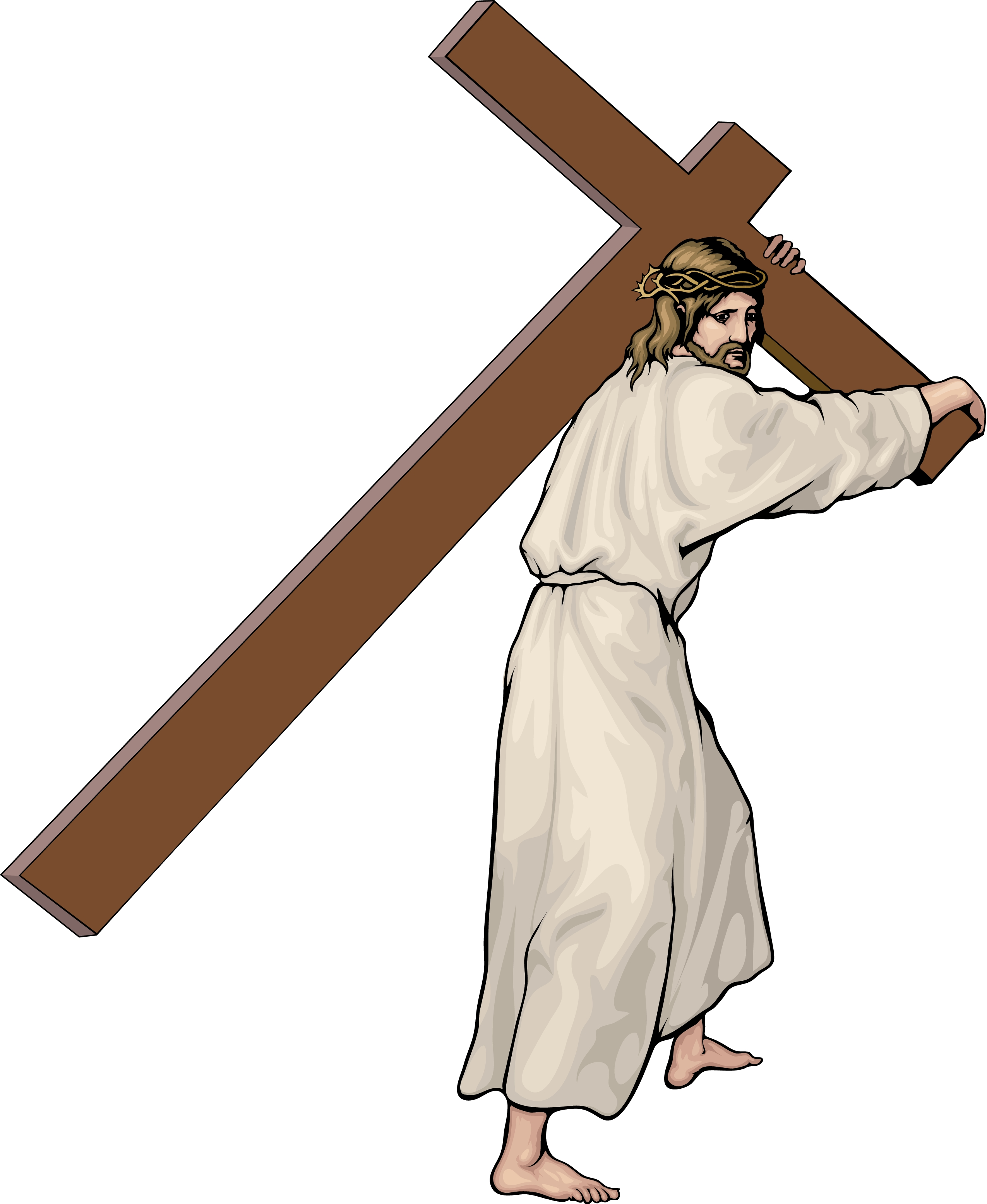 Stations Of The Cross Clipart
