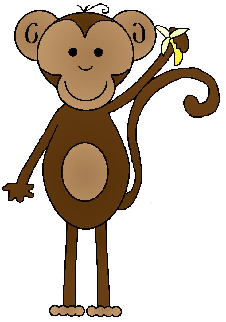 Clipart Monkey