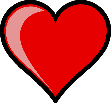 3000  Free Heart Clip Art Images