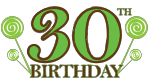 30th Birthday, 30th Birthday 2, 30 Clipa-30th Birthday, 30th Birthday 2, 30 Clipart-1