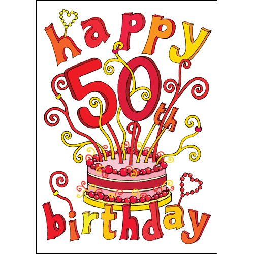 31 Happy 50th Birthday Images Free Cliparts That You Can Download To