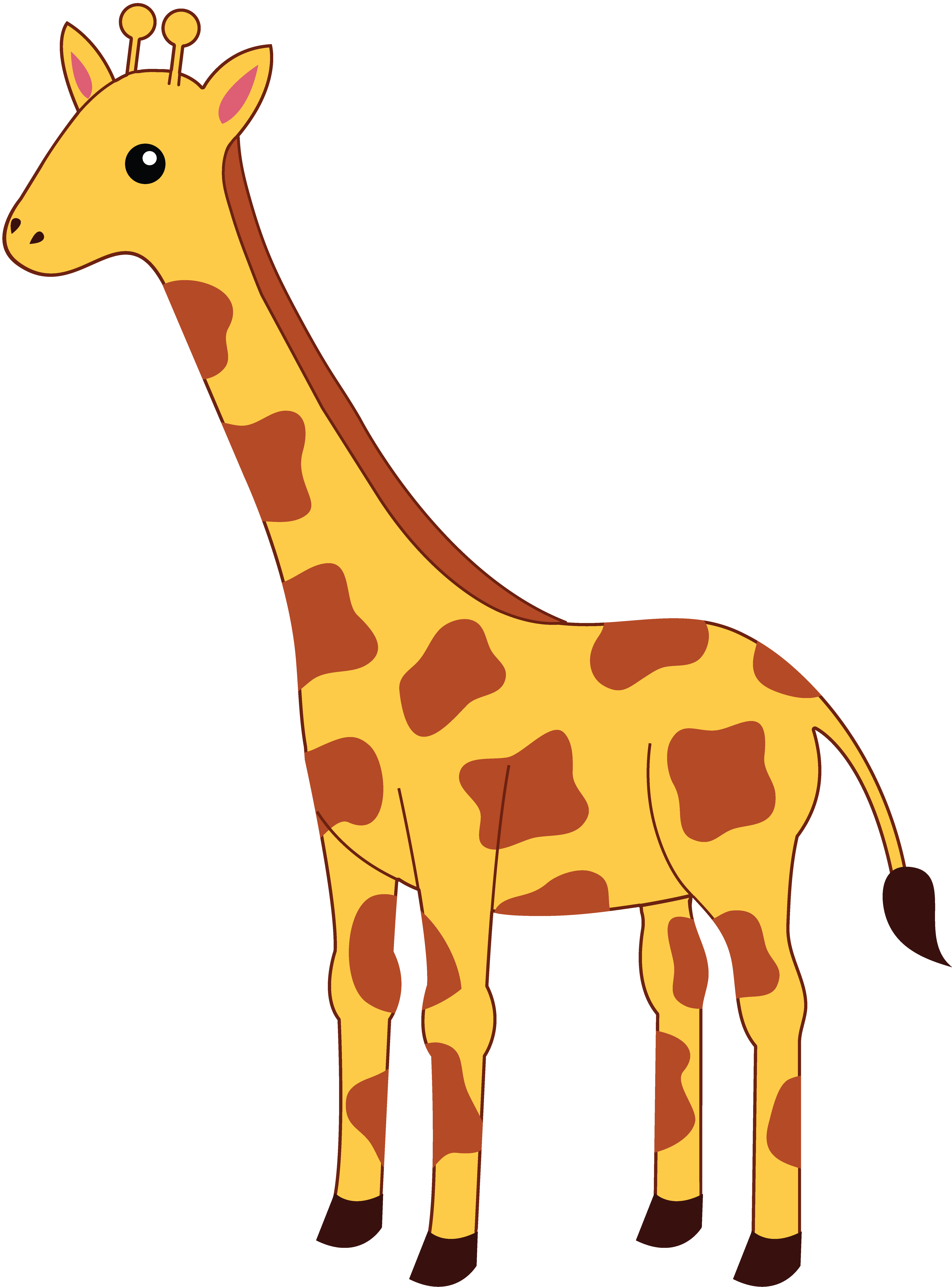 316fb08e0e213877e9395dd4928135 ... 316fb08e0e213877e9395dd4928135 ... Cartoon Giraffe clip art