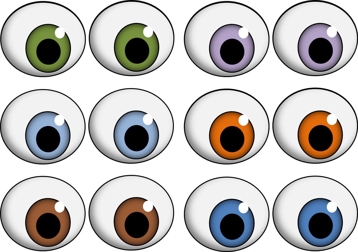 33 Googly Eyes Clip Art Free Cliparts Th-33 Googly Eyes Clip Art Free Cliparts That You Can Download To You-0