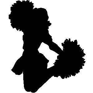 37 poms clipart megaphone and pom clipart