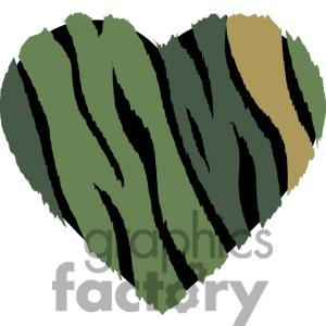 Camouflage Clip Art