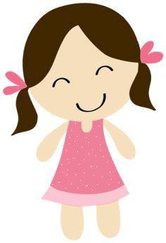 39  Baby Doll Clip Art