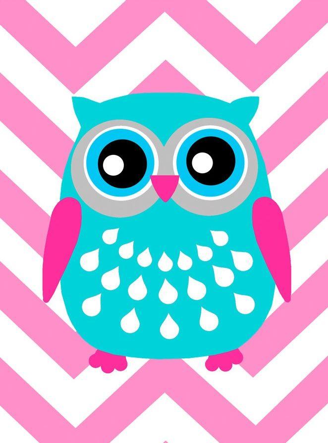 u0026#39;Chevron Owlu0026#39; - Owl Pictures Clip Art