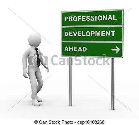 Professional Development Clipart