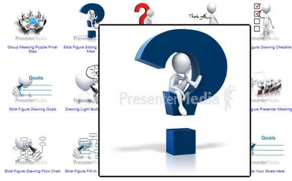 3D Cliparts For PowerPoint-3D Cliparts for PowerPoint-1