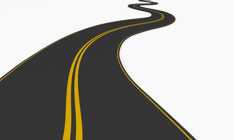Road Map Clip Art