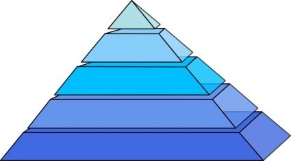 3d Pyramid Clipart