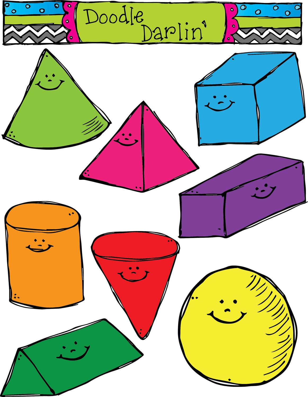 3d Shape Clipart Image Galleries Imagekb Com
