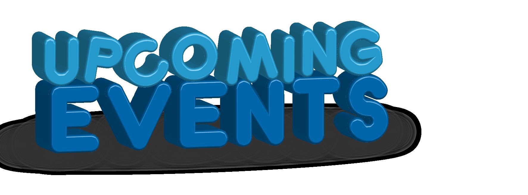 3D Upcoming Events Clipart-3D Upcoming Events Clipart-0