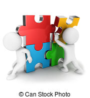 Working Together Clipart