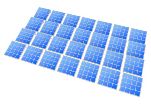 3dcg Clean Energy Solar Panels Free Imag-3dcg Clean Energy Solar Panels Free Images Pictures Clip Art-2