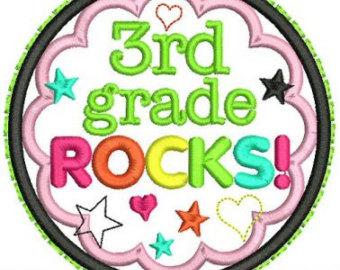3rd Grade Clip Art Image Gallery