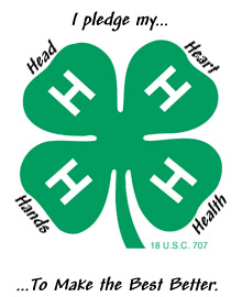 4. Free 4h Clipart