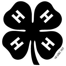 4-H Certificates - 4 H Clipart