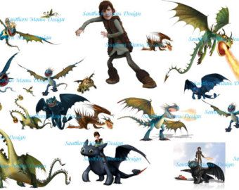 40 How to train your dragon clipart PNG Clip arts