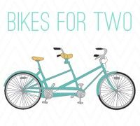 40 Wedding Tandem Bike Clipart-40 Wedding Tandem Bike Clipart-1